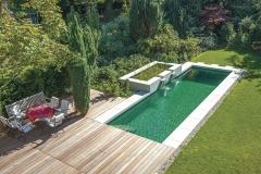 Naturpool im Garten Bildquelle: Balena GmbH