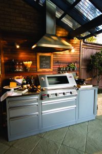 Gartenküche von Gardelino
