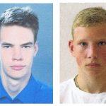 Unsere neuen Azubis 2017: Anton und Florian (von links nach rechts)