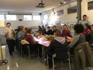 Unser Besuch der Landrat Gruber Schule